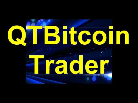 QtBitcoinTrader  клиент для  торговли с домашнего компьютера по API ключам