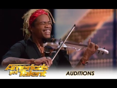 """Brian King Joseph: Viral Violinist Known As """"The King Of Violin"""" WOWS! 