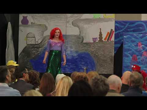 The Little Mermaid @ Hough Street Elementary School
