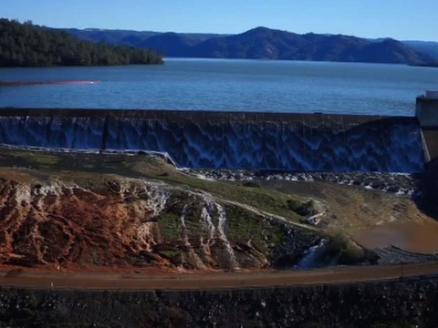 Residents Ordered to Evacuate near Calif. Dam