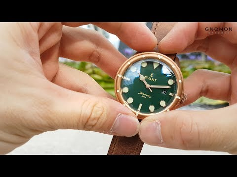 Hands On: Evant Tropic Diver Bronze