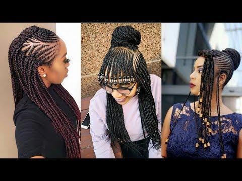 beautiful braids hairstyles 2020