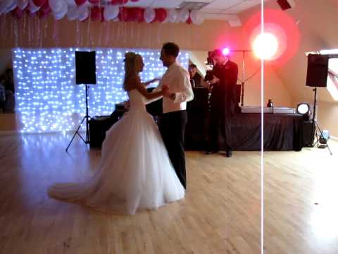 Matt and Emily's First Dance