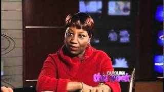 Gloria Bromell Tinubu, Carolina This Week, 2.26.2012