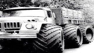 Biggest trucks in world 1