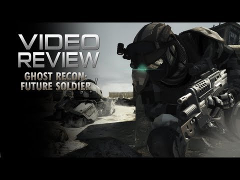 Tom Clancy's Ghost Recon - Future Soldier Video Review