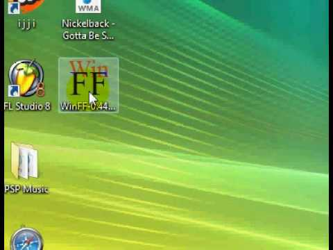 How to convert WMA file to MP3 file