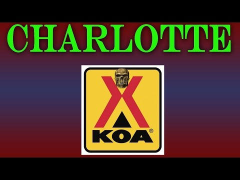RV Camping Near Carowinds at KOA Campground Charlotte/Fort Mill SC