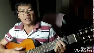 999 đóa hoa hồng -  Guitar cover