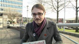 James P Mahon Interviews, Sheffield Socialist Charles Lockett