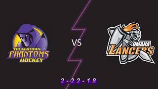 February 22, 2018 vs Omaha Highlights
