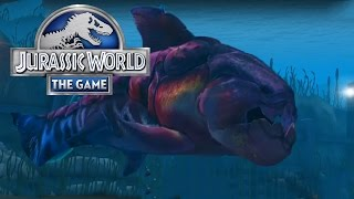 Jurassic World THE GAME. Прохождение #21 (Gameplay iOS/Android)