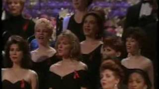 Bernadette Peters and choir - Sunday - Sondheim