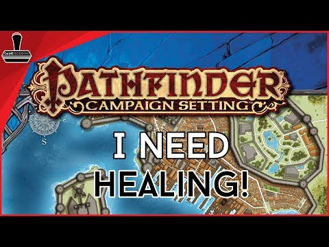 Heal Everyone! Pathfinder 2nd Edition Play Test, Cleric | GameGorgon