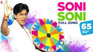 Download Soni Soni - Full Song | Mohabbatein | Shah Rukh Khan | Uday Chopra | Jugal Hansraj | Jimmy Shergill Mp3 and Videos