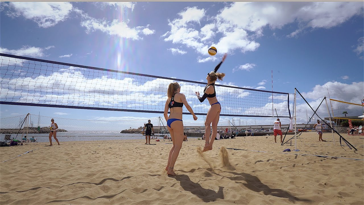 Beach volleyball training | transition to attack youtube.