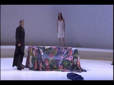 Anna Netrebco Thomas Hampson, La Traviata, dite alla giovine...