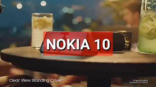 Nokia 10 5G With Under Display Fingerprint Scanner-HD