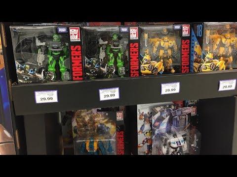 Toys R Us - New Transformers Studio Series, Cyberverse, Titans Return, Power Of The Primes