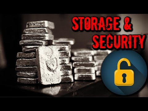 Silver Storage & Security.