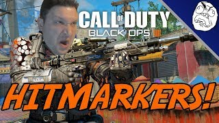Call of Duty Black Ops 4 Multiplayer Rage Compilation: Hitmarkers in Hardcore!!!