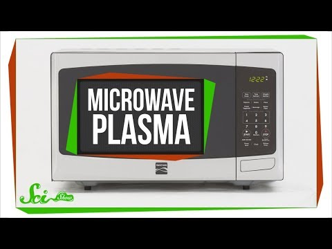 Download Youtube: How to Make Plasma in Your Microwave ... With a Grape