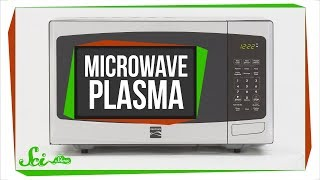 How to Make Plasma in Your Microwave ... With a Grape thumbnail
