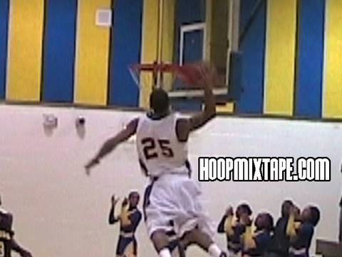 b8251dd13cc7 Never Before Seen Footage Of NBA Pro Derrick Rose In High School. - YouTube