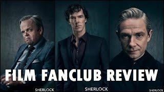 "SHERLOCK Season 4 ""The Lying Detective"" Review"