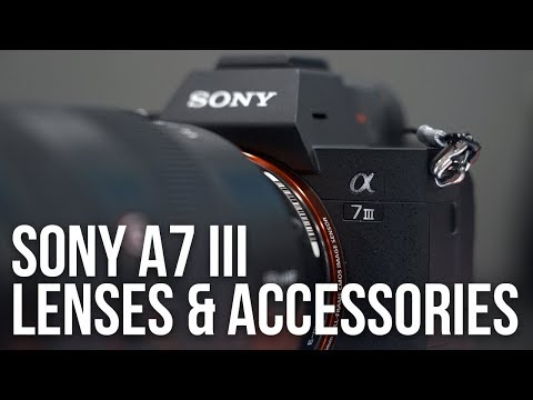 Lenses & Accessories to Buy for Sony a7 III + Demo Day in Los Angeles!!