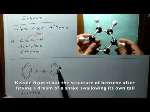 Organic Structures