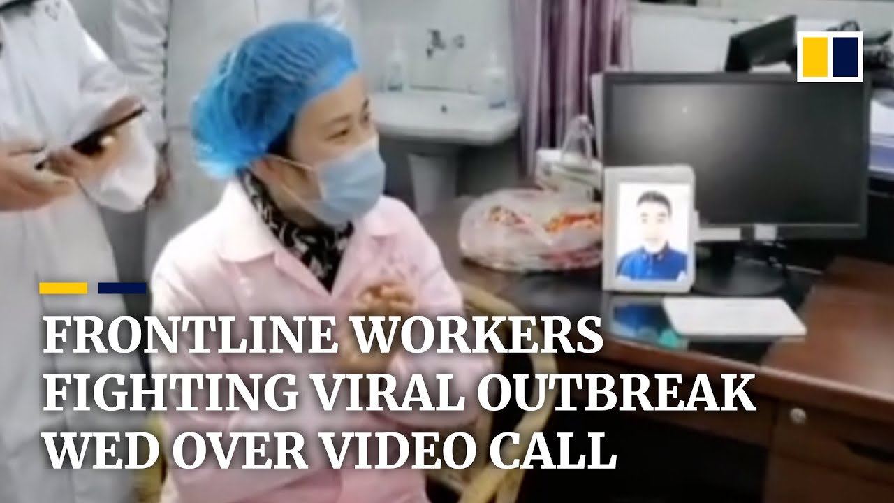 Two frontline workers fighting against coronavirus in China get ...