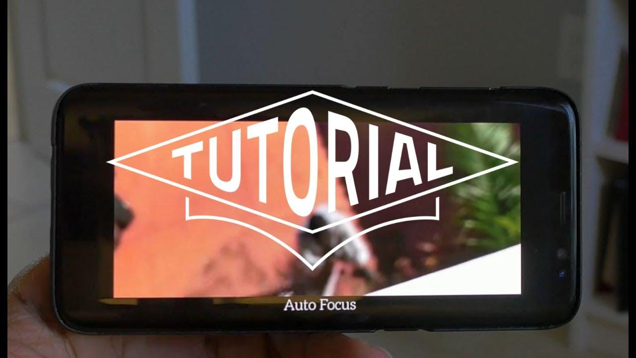 How to Full Screen Youtube Video on Galaxy S8 & Note 8