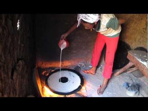 Making bodena in West Wollega, Ethiopia