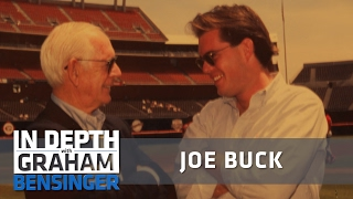 Joe Buck: I saw a side of dad that mom never did