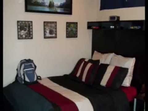Rate My Crib: Cameronu0027s Crib In The UC | High Point University   YouTube Part 2