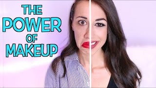 THE POWER OF MAKEUP! - MIRANDA STYLE