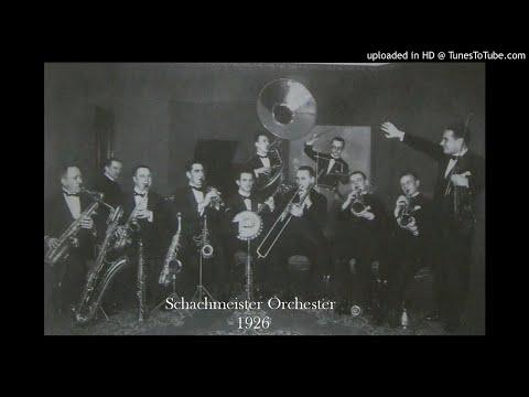 Danse Orkester Efim Schachmeister - Dinah - 1926 Foxtrot