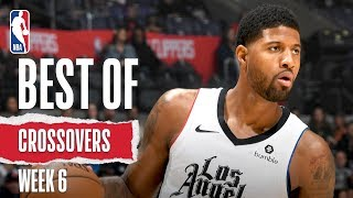 NBA's Best Crossovers | Week 6 | 2019-20 NBA Season