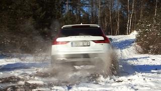 Volvo V90 Cross Country - Motors24.ee proovisõit [English subtitles]