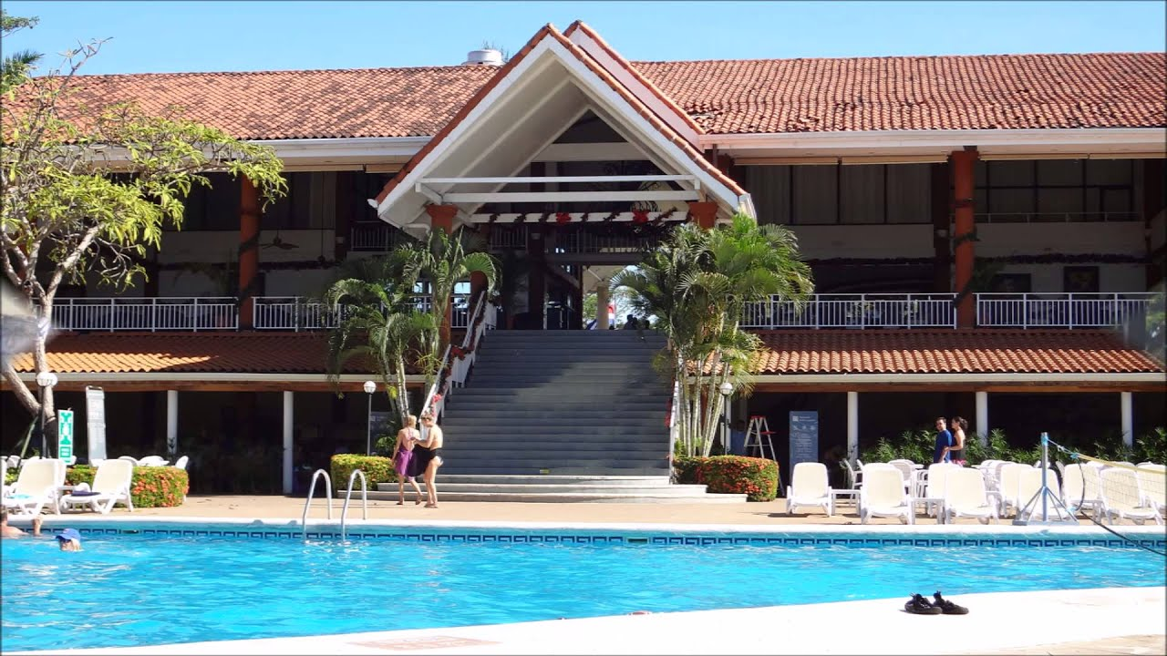 Paseo A Barcelo Playa Langosta Video Primero