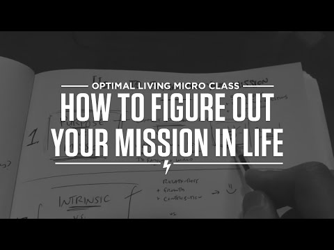 How to figure out your mission in life (5 Big Ideas + 5 journal questions + 5 tips!)