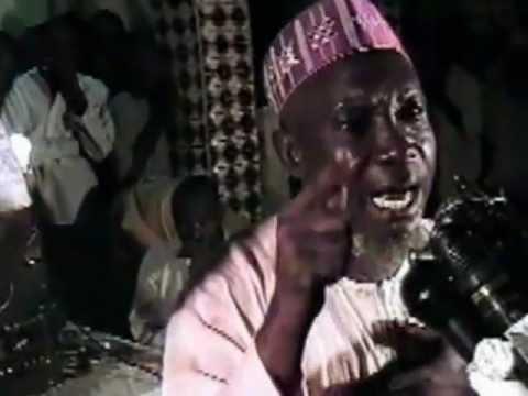 Mallam Bashiru Yando. Tafseer in Niger.