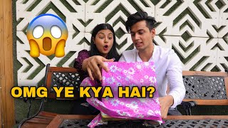 April Fools Day Prank On @Surbhi Rathore  😱 | Mohak Narang