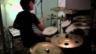Christina aguilera - fighter (drum ...