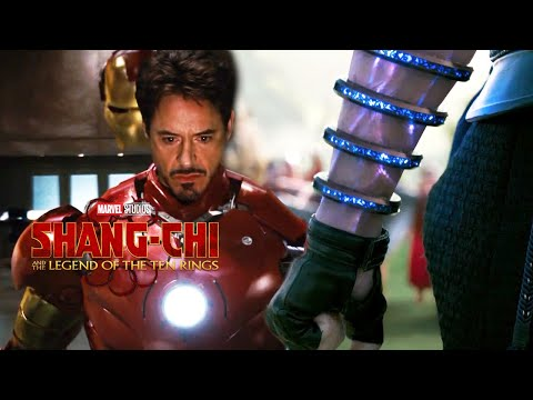 Shang Chi Trailer How Mandarin Created Iron Man Explained and Marvel Easter Eggs