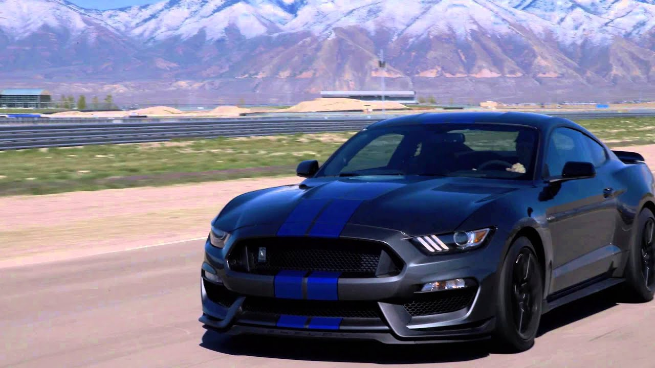 2017 Mustang Gt Premium >> All New 2016 Shelby GT350 Mustang - YouTube