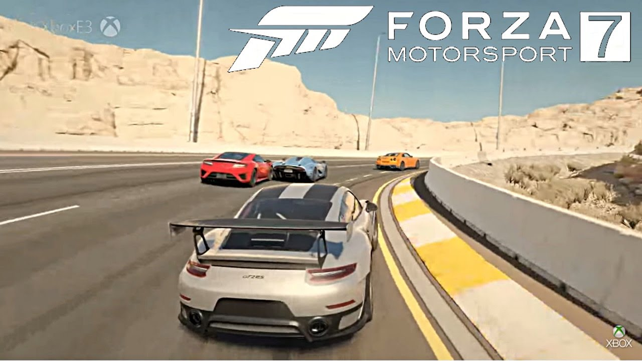 new car game release dateForza Motorsport 7 NEW GAMEPLAY DETAILS CONFIRMED CARS NEW TRACK
