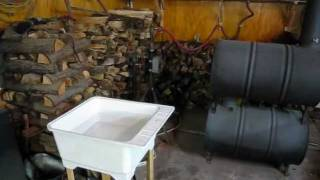 Steam Bending Wood (Steam Generator and Box Overview)