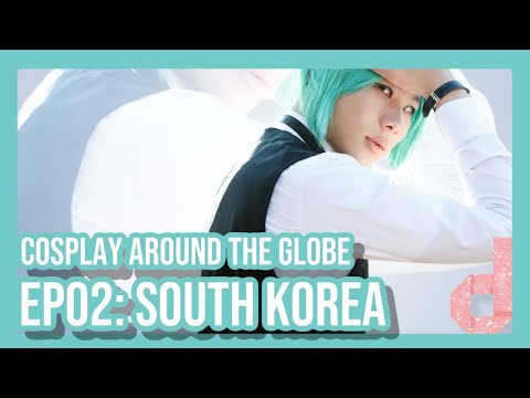 [Cosplay around the Globe] EP. 2 - SOUTH KOREA | dotAsia